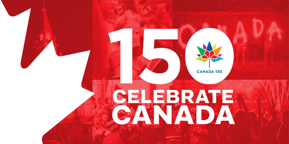 """Canada 150"" – Front Entrance Display"