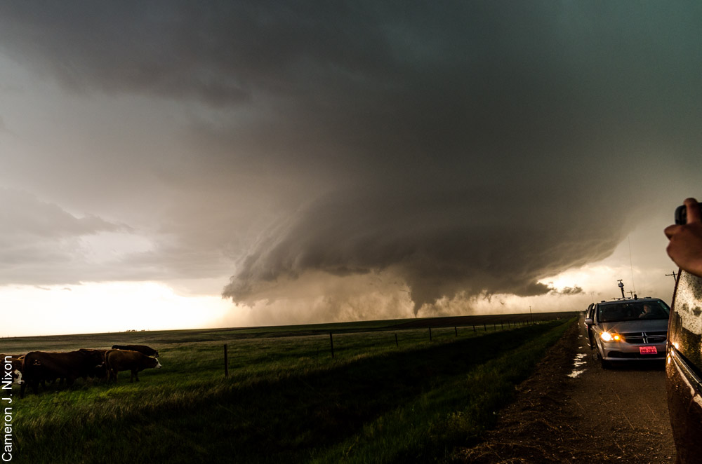 5/21/16 Leoti, KS Tornadoes