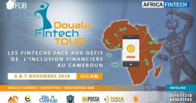 Rendez – vous, Douala  Fintech Tour: l'événement qu'il fallait !