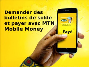 How to Pay Tuition Fees in Cameroon through MTN Mobile Money
