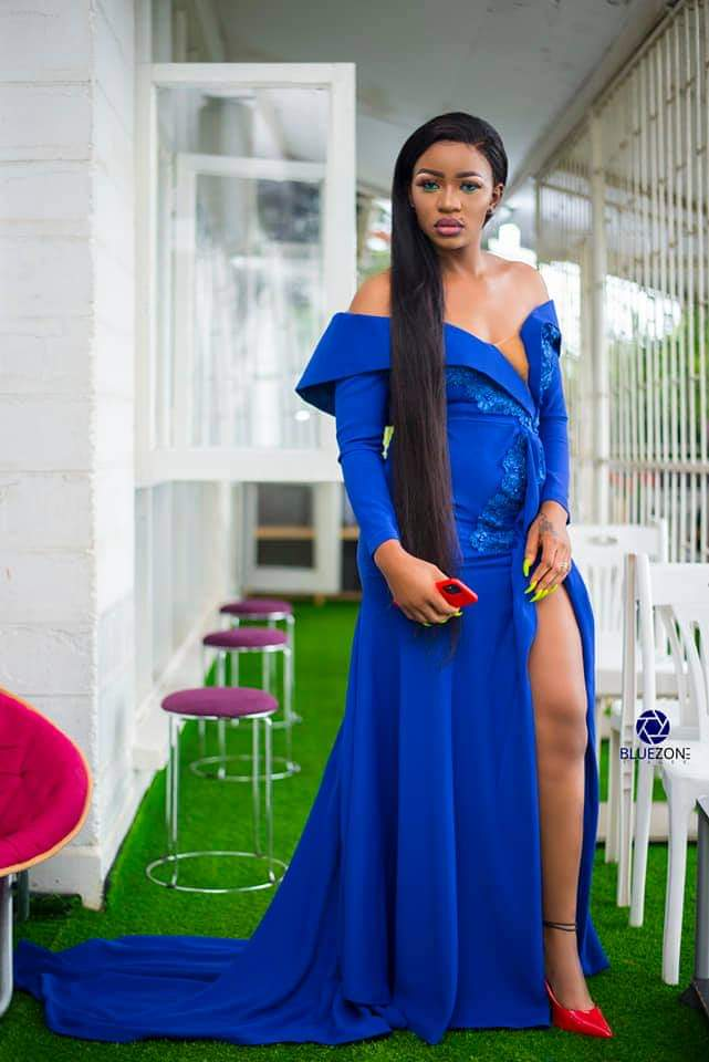 NAME: Ranibelkizzeey  AGE: 24  HEIGHT: 1.70cm  WEIGHT: 70kg  MARITAL STATUS: Single  REGION: North West  PROFESSION: Model, Makeup artist, entrepreneur.  HOBBY: Swimming, watching tv shows and dancing.
