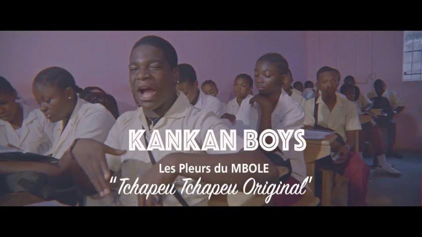 Download Kankan Boys Tchapeu Tchapeu mp3 Télécharger (paroles - Lyrics)