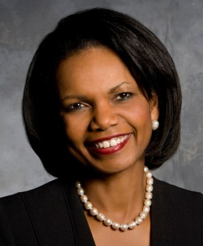 Condoleezza Rice - Cameroon Traveler