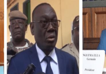 Gabon:: Droit de réponse 3: Au cœur d'un acte administratif vicié suspendant un magistrat et président de cour