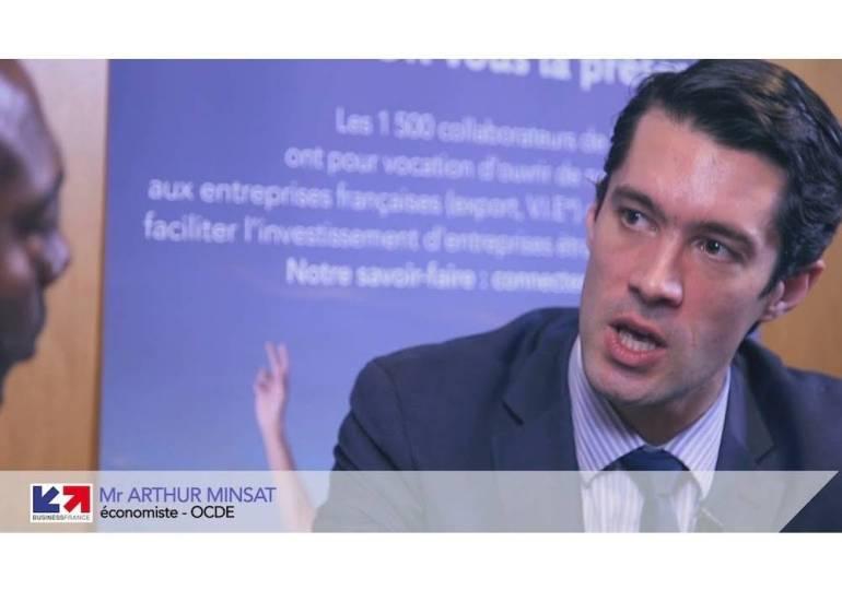 Afrique & Impact économique du Covid-19 : Arthur Minsat -Chef Département Afrique-OCDE- tire la sonnette d'alarme (Le Point)