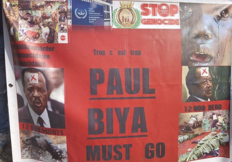 A  Atanga Nji, René Sadi, Fame Ndongo, analphabètes de l'Histoire des Révolutions : Un peuple ne demande pas d'autorisation pour se libérer