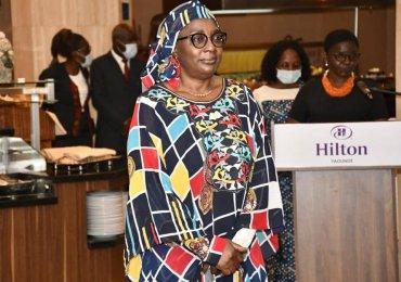 Après 89 ans, une femme Camerounaise devient SG de l'OIPC