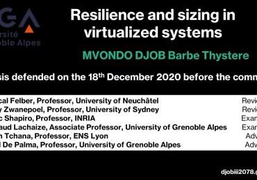Soutenance intégrale du Camerounais Djob Mvondo, Docteur à 22 ans (VIDEO)