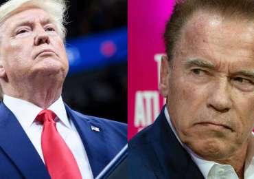 USA : Arnold Schwarzenegger descend spectaculairement  Trump (VIDEO)
