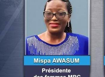 Cameroon/Policy: Bar. Awasum Mispa of the Cameroon Renaissance Movement designated BEST WOMAN POLICY 2020