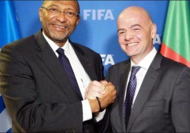 Urgent : LA FIFA maintient Seidou Mbombo Njoya