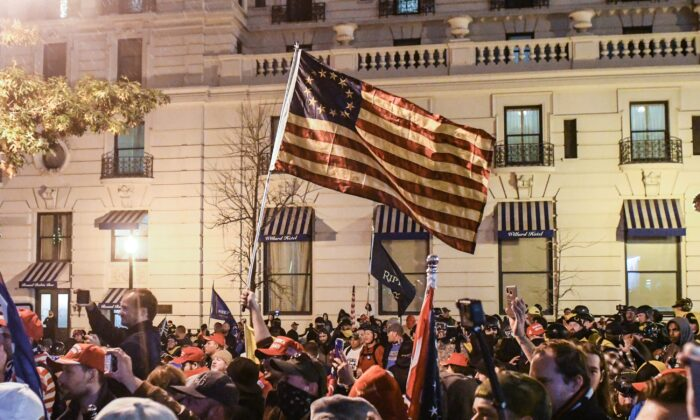 USA/2020 Election : National Guard Activated to Help Support Police During Pro-Trump Protests