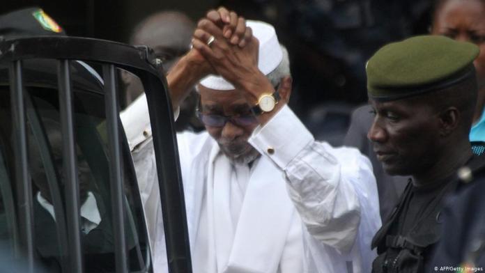 Les victimes du régime sanguinaire de Hissène Habré réclament justice