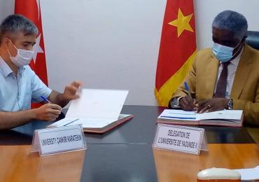 Cameroun – Turquie : la coopération universitaire renforcée