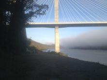 Térénnez entre soleil et brouillard