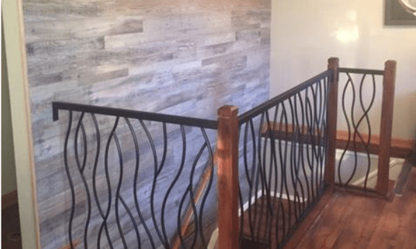 Iron Stair Railing Anson Project