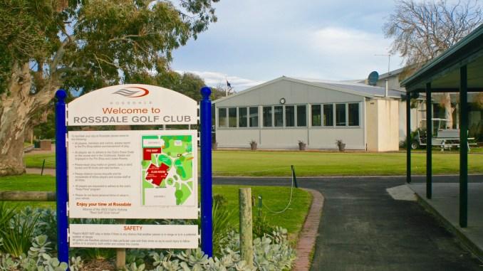 Rossdale Golf Club - Cameron Howe