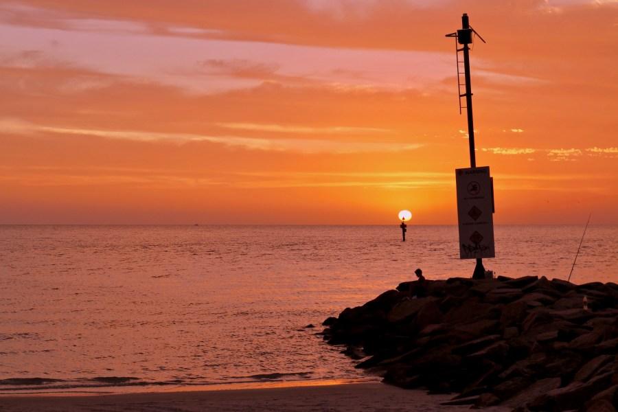 Carrum sunset - Cameron Howe