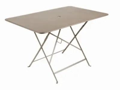 table pliante fermob bistro 4 6 personnes