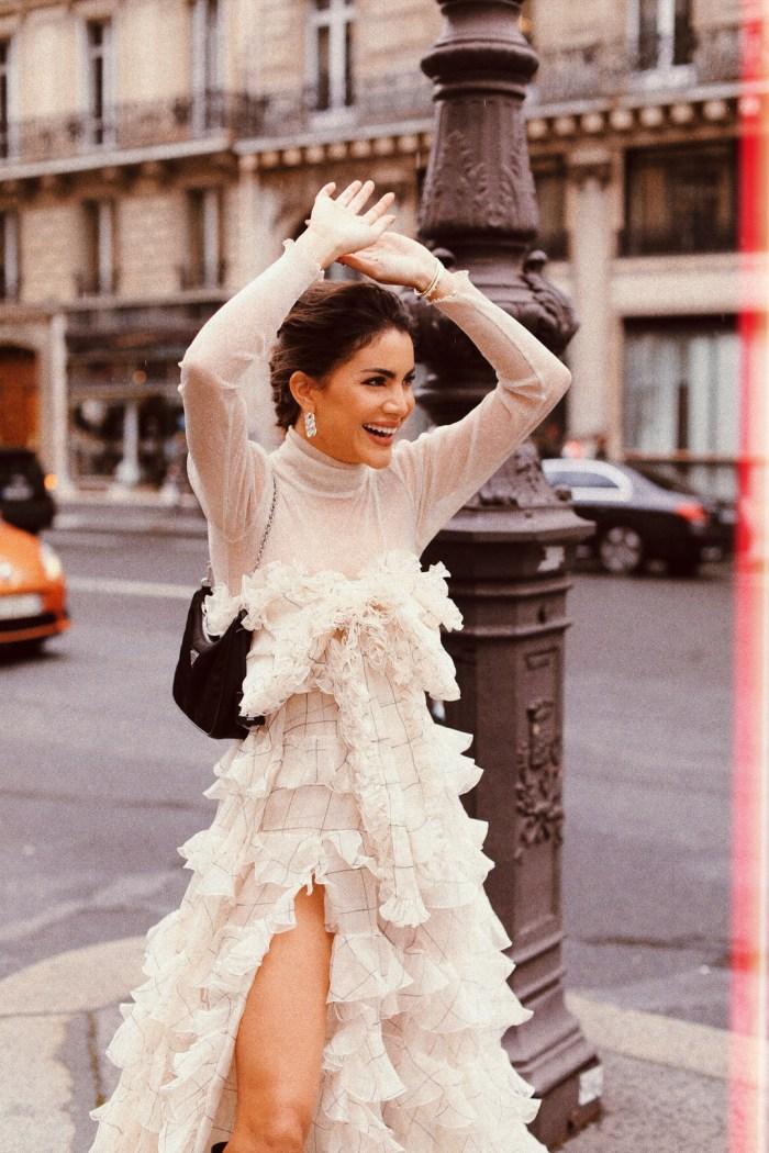 The Return of the Prada Nylon Bag Camila Coelho