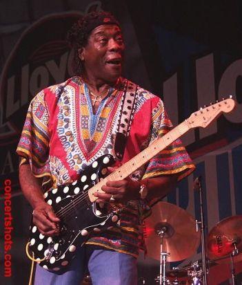Buddy Guy, Polka Dot Guitar