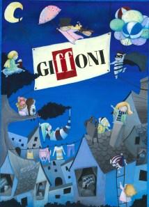 Contest per il manifesto del Giffoni 2014 - 3° classificato