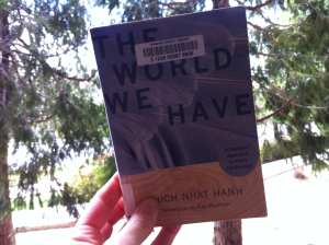 The World We Have Book