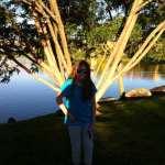 Tree Cut Down Vintage Lake 2017 #8