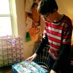 Thomas Birthday Celebrations 11.13.17 #10