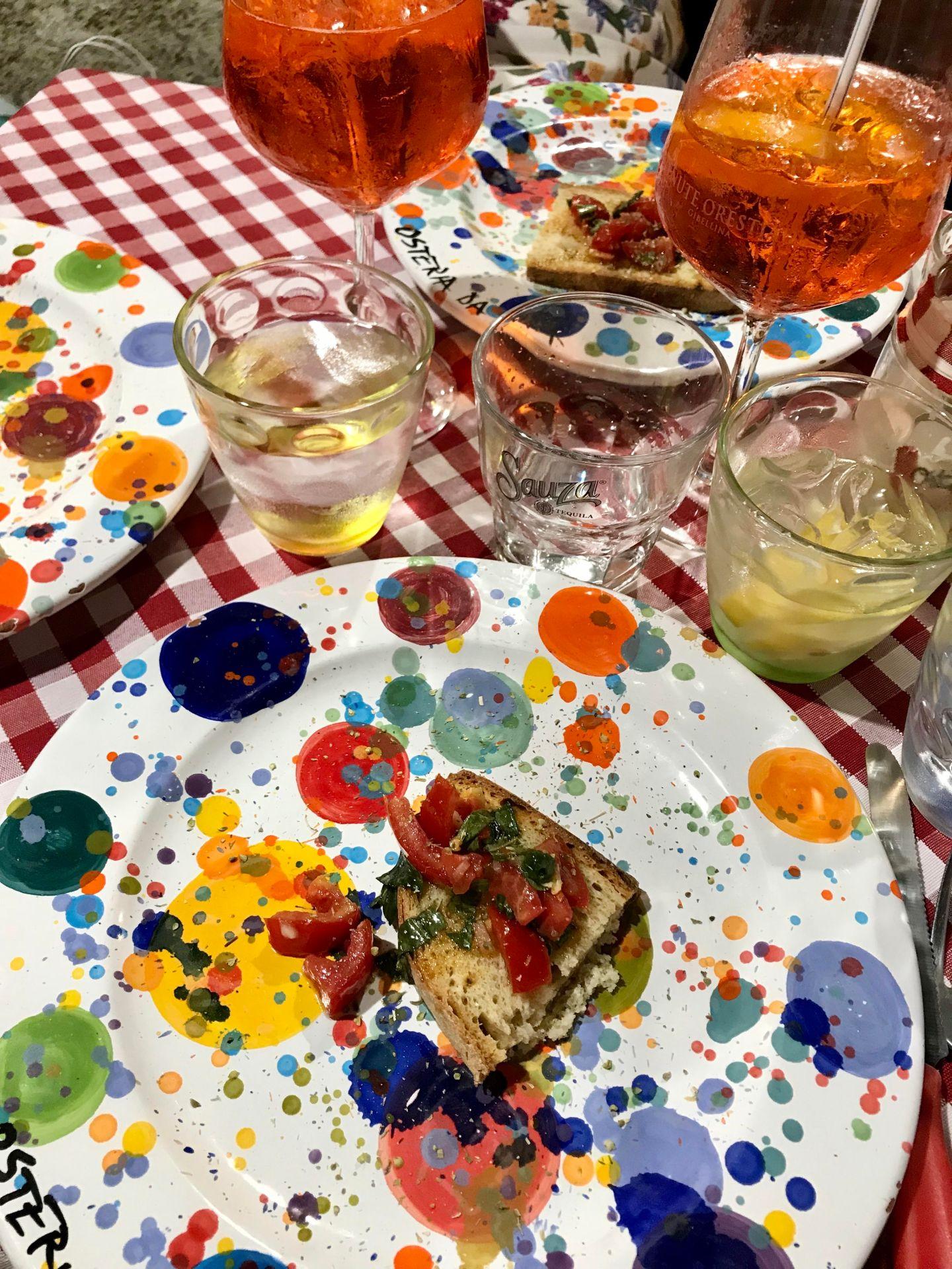 Osteria da Rita, Taormina