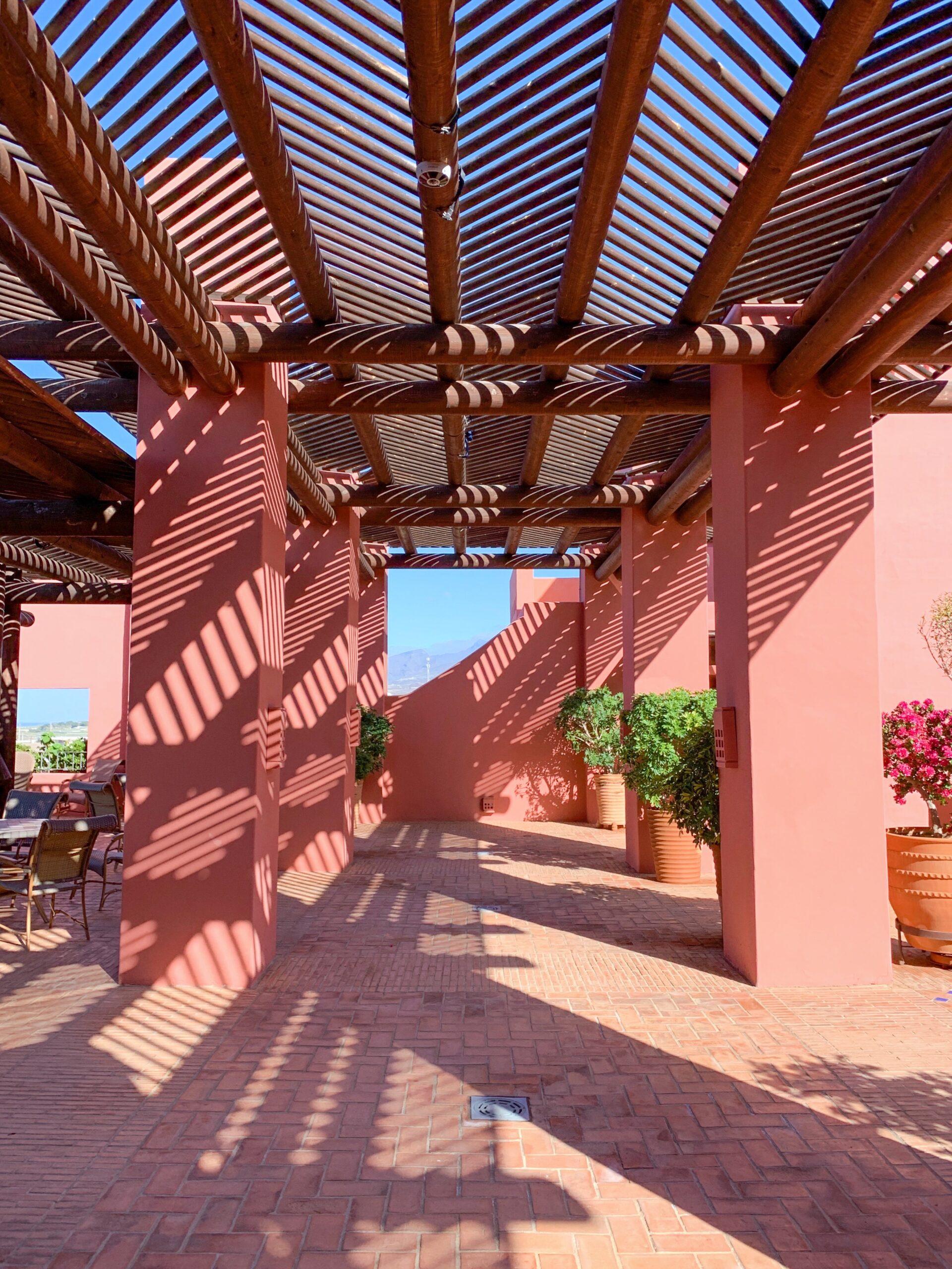 Ritz Carlton Abama Tenerife swimming pool