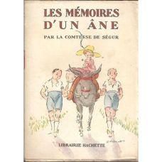 Les-Memoires-D-un-Ane-Illustrations-De-A-Pecoud---Edition-De-1930-Livre-ancien-844748239_L