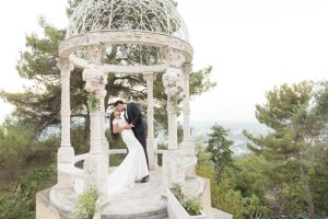 chateau saint Georges luxury wedding