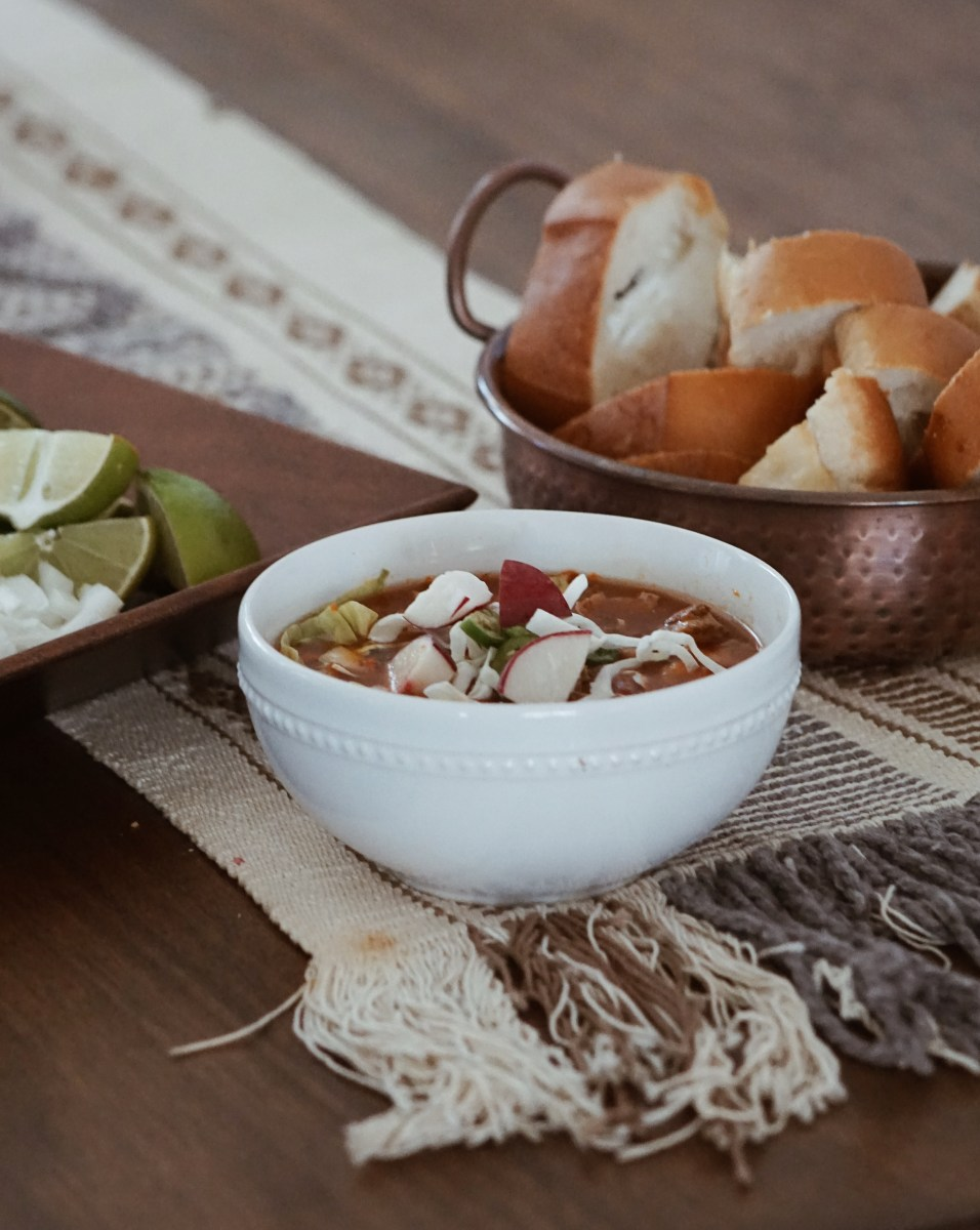 Pozole with #MiKroger