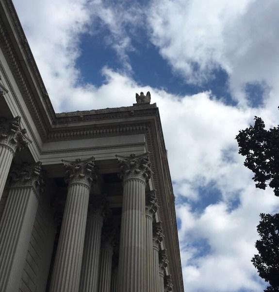 Washington D.C.   Finding Cinnamon Lattes and Alexander Hamilton