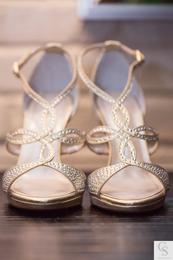 jimmy choo wedding shoe