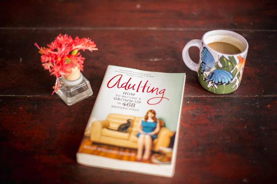 Adulting Book