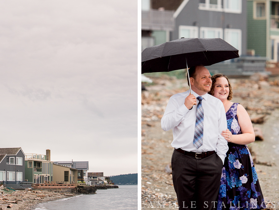 Seattle Islands Engagement Session