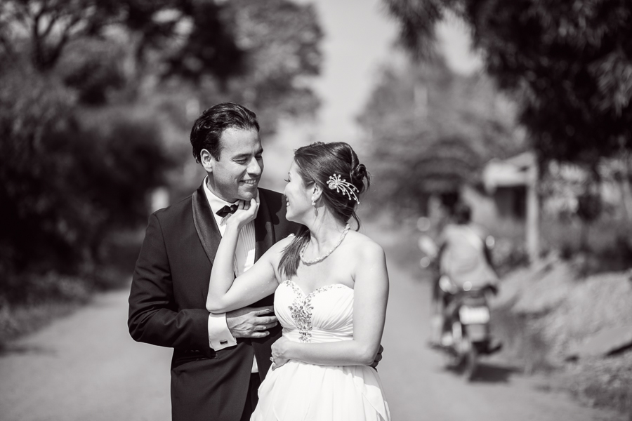 Destination Wedding in Siem Reap