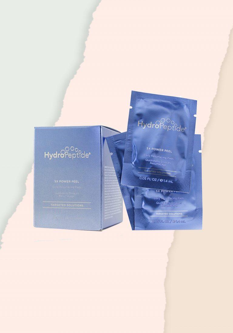 HydroPeptide 5x Power Peel Face Exfoliator