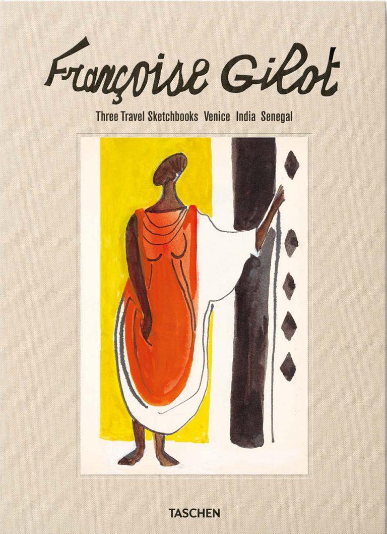 Bon Voyage: Francoise Gilot's Travel Sketchbooks