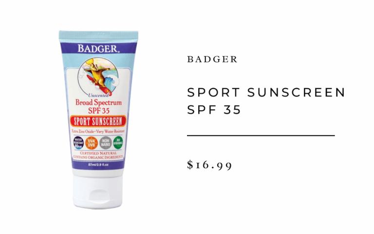 best clean sunscreen
