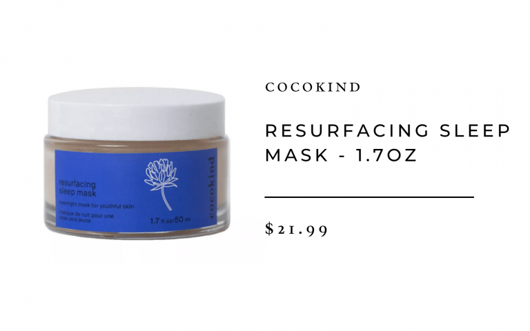 Cocokind Resurfacing Mask