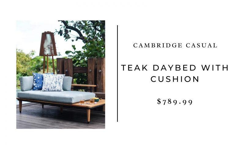 affordable summer decor