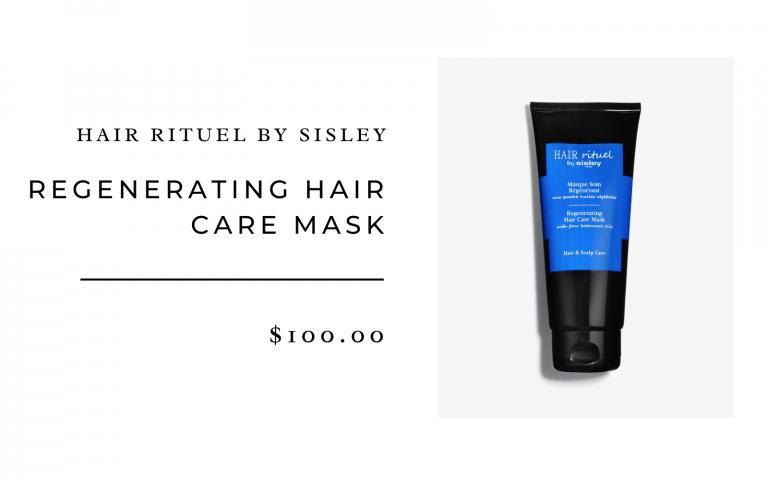 sisley hair mask