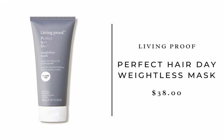 living proof perfect hair day mask