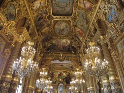 Tricked you - this is actually the Opéra Garnier!