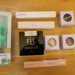 Mini Beauty Haul – ColourPop and Drugstore