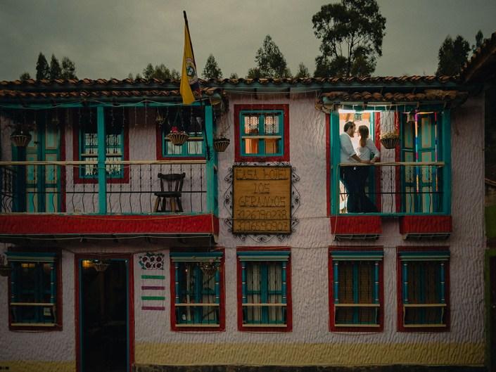 Marcela & Julián - Pueblito Boyacense