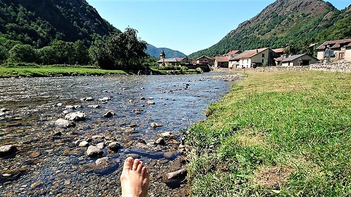 Camino Montségur 1